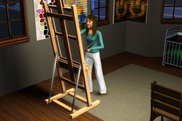Screenshot Sims 3