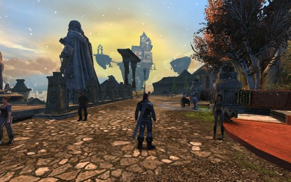 Screenshot Neverwinter MMORPG - Protectors Enclave