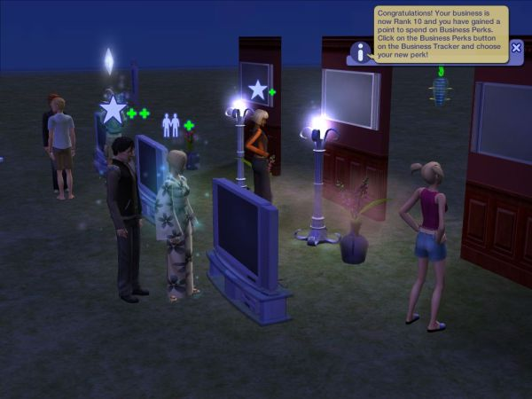 Screenshot The Sims 2