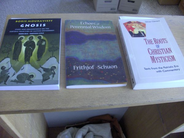 Esoteric books