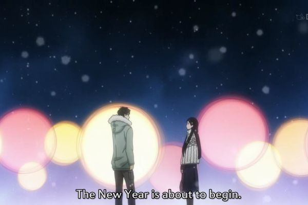 Screenshot anime Kimi ni Todoke