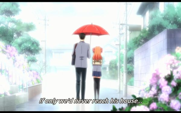 Screenshot anime Nozaki-kun