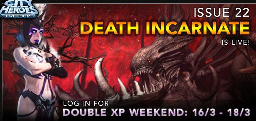 Issue 22 - Death Incarnate is live!
