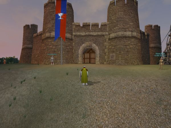 Screenshot Dark Age of Camelot: Prydwen Keep